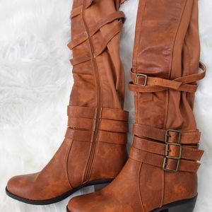 Chase & Nicole Tall Boot